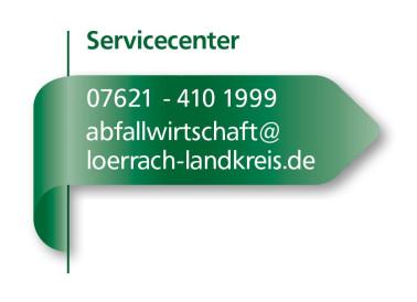 Servicecenter Kontakt ohne Adresse